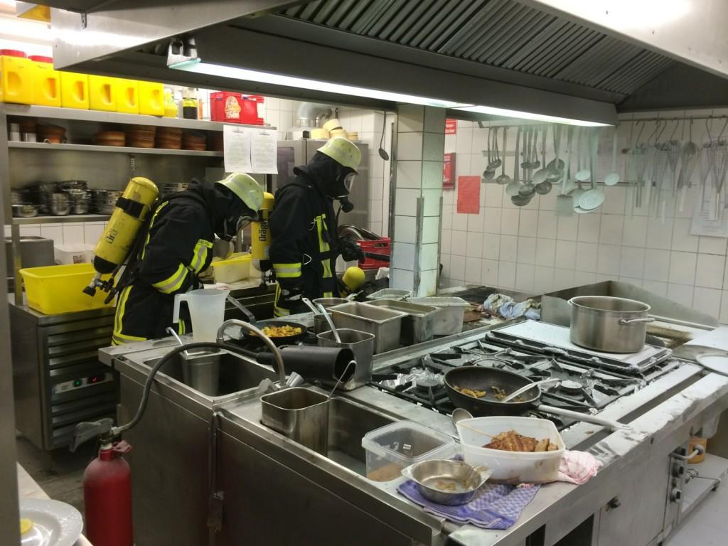 Küchenbrand