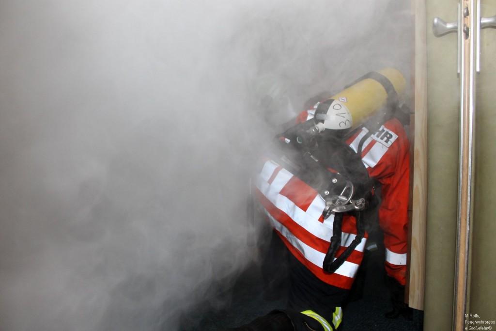 Atemschutzübung-Nebel