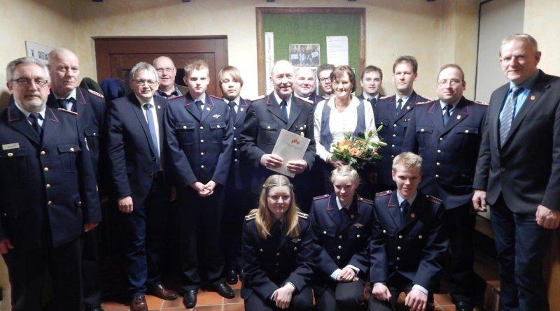 Jahreshauptversammlung der Feuerwehr Timmel